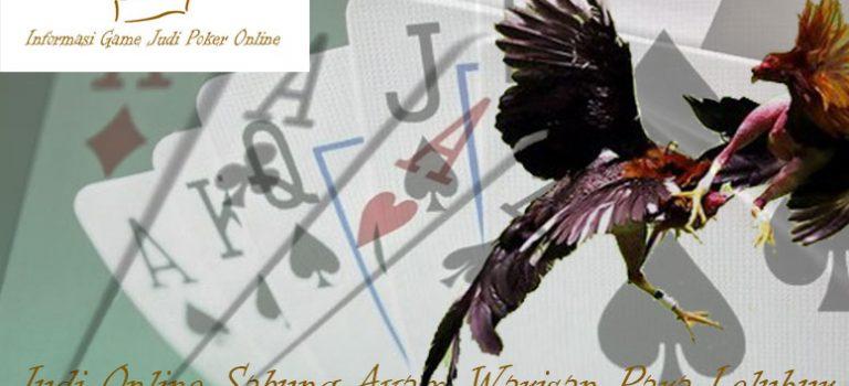 Judi Online Sabung Ayam Warisan - Hermanthegermanfriendshipcake